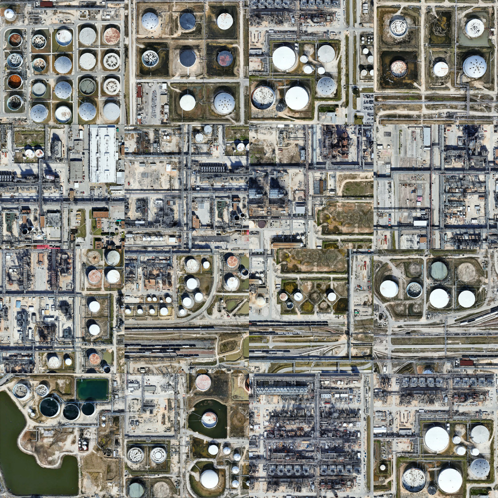 3.Petrochemical, Houston