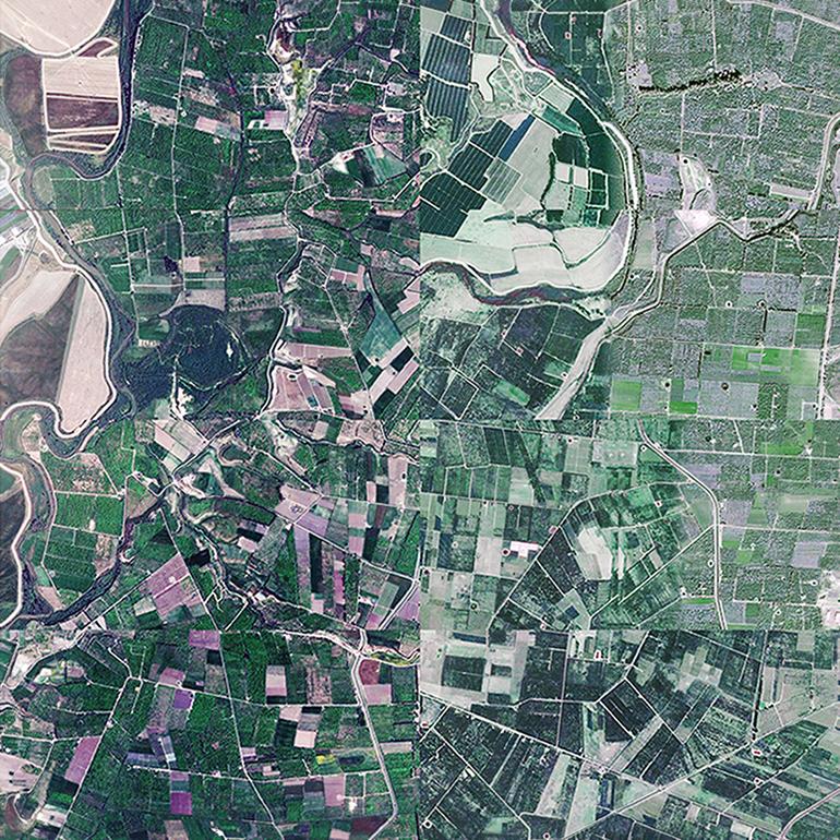 Jordan intensive agriculture
